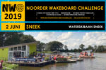 Tourstop 2: Sneek - NWC 2019 - Noorder Wakeboard Challenge