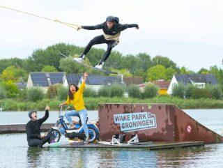 WakePark Groningen Noorder Wakeboard Challenge Tourstop 4: Groningen