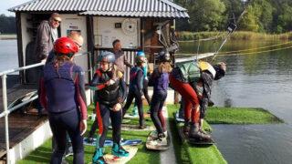 Wakeclub en Waterski Twente NWC Tourstop 5: Enschede